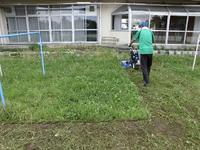 草刈り前の様子
