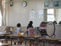 音楽室の見学