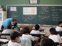 2年生の学習風景