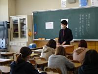 2学年 学級懇談